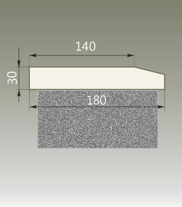 Купить парапетные крышки из бетона заказать бетон в елабуге