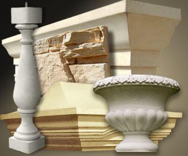 Декоративные изделия из бетона москва керамзитобетон в туле